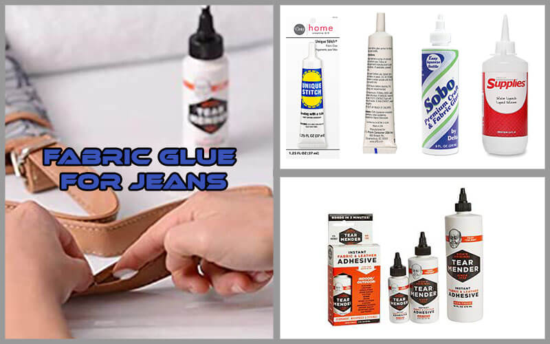Best Fabric Glue for Jeans